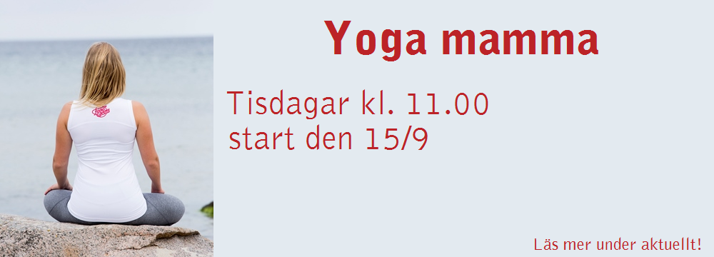 banner yoga, under uppbygnad